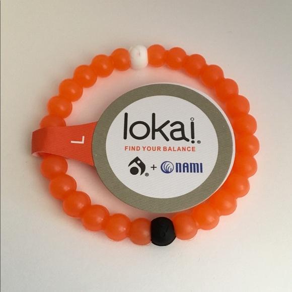 Lokai Jewelry - Orange Lokai! Available in many sizes!